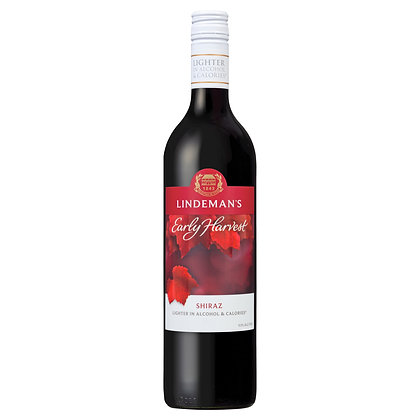 LINDEMAN'S EARLY HARVEST SHIRAZ 750mL