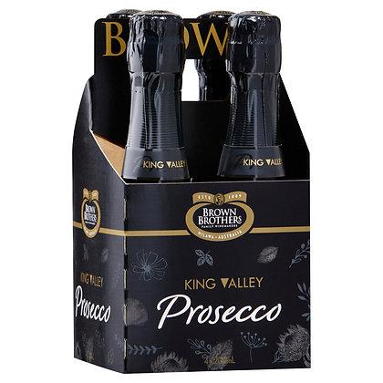 BROWN BROTHERS PROSECCO PICCOLO 4x200mL