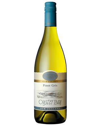 OYSTER BAY PINOT GRIS HAWKE'S BAY 750mL