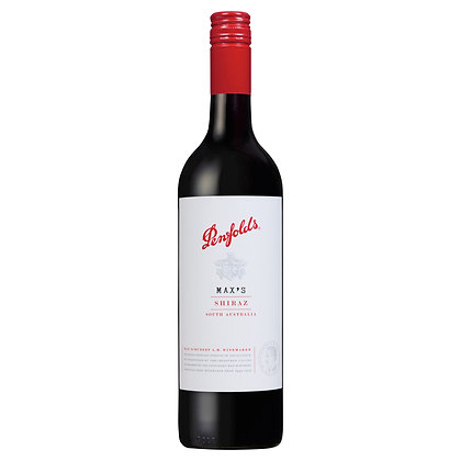 PENFOLDS MAX'S SHIRAZ 750mL