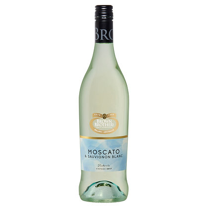 BROWN BROTHERS MOSCATO SAUV BLANC 750mL