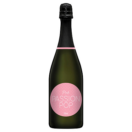PASSION POP PINK SPARKLING 750mL