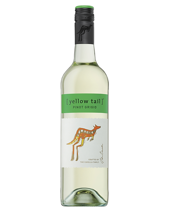 YELLOWTAIL PINOT GRIGIO 750mL