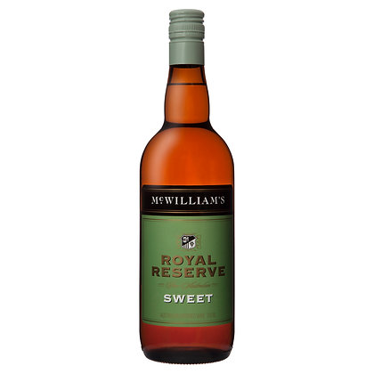 MCWILLIAM'S SWEET FORTIFIED 750mL