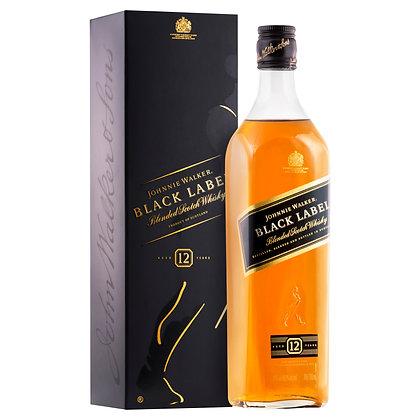JOHNNIE WALKER BLACK LABEL 12 YEAR 700mL