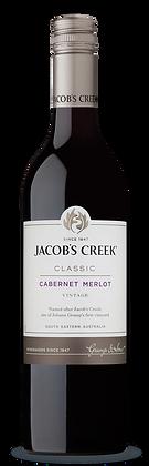 JACOB'S CREEK CLASSIC CABERNET MERLOT 750mL