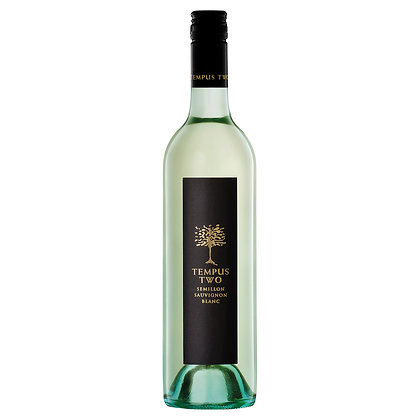 TEMPUS TWO VARIETAL SEMILLON SAUVIGNON BLANC 750mL