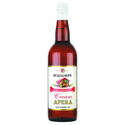 MCWILLIAM'S CREAM APERA 750mL