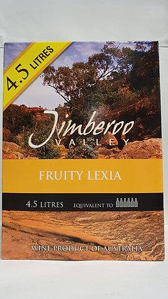 VARIOUS JIMBEROO CASKS 4.5L RANGE