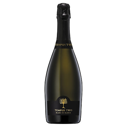 TEMPUS TWO VARIETAL BLANC DE BLANC SPARKLING 750ml