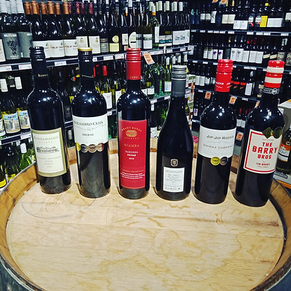 [BUNDLE] 6 EXCEPTIONAL AUSTRALIAN RED WINES