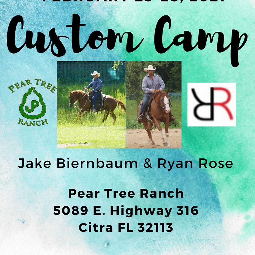 Florida 4-Day Camp with Jake Biernbaum