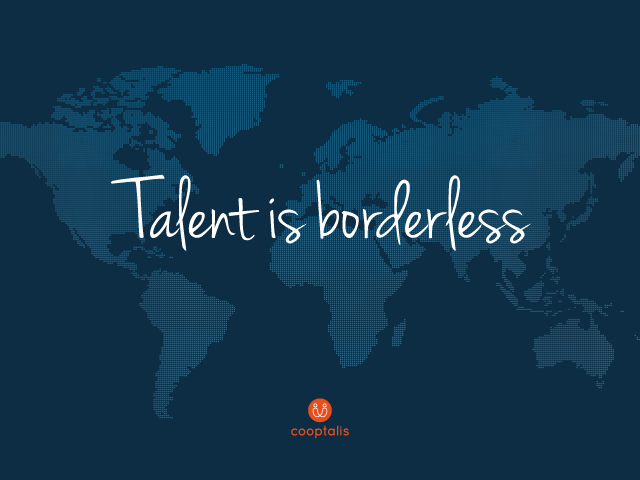 Talent is borderless