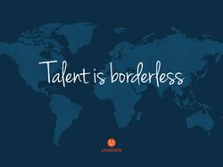 Talent is borderless