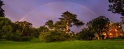 rainbow pano