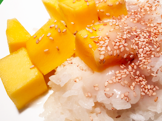 Mango Sticky Rice for a Summer Treat