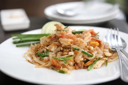 Pad Thai - Basil Rice | Thai food Brookline