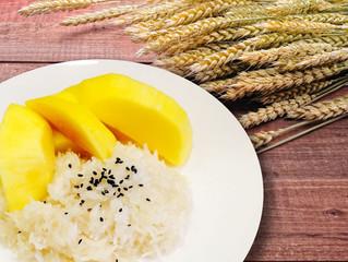 The Mango Sticky Rice of Thailand