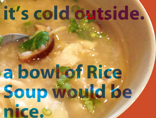 Rice Soups at Basil Rice