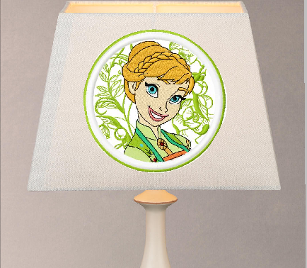 Frozen Embroidery designs