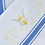 Thumbnail: Kitchen Napkin-Fall Lines with corn Machine Embroidered design