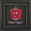 Thumbnail: 3D picture Frame Happy Veggies Machine Embroidery design