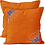 Thumbnail: Cushion Cover-Flower Corner n´ Borders Machine Embroidered design