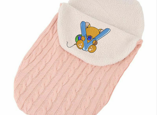 Baby Hooded Embroidery design