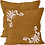 Thumbnail: Machine Embroidery Cushion Cover -Lace Corner