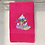 Thumbnail: Machine Embroider bath towel of Mouse Shower