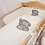 Thumbnail: Teddy bear machine embroidered design