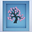 Thumbnail: Cherry Tree Machine Embroidered