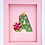 Thumbnail: Bug Alphabet A Machine Embroidery design