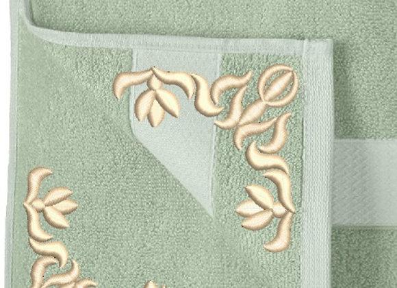 Machine Embroidered Pattern design
