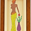 Thumbnail: African woman Machine Embroidery design