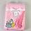 Thumbnail: Panda Bedtime Machine Embroidered design