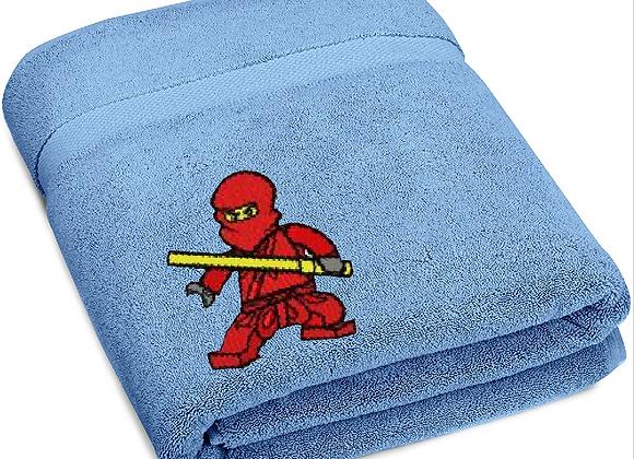 Kai Lego Ninjago Machine  Embroidered designs