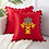 Thumbnail: Embroidered Pattern Cushion Cover
