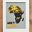 Thumbnail: Wild Africa Machine Embroidered Artwork