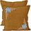 Thumbnail: Cushion Cover-Flower Corner n´ Borders Machine Embroidered design