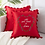 Thumbnail: Embroidered Flower heart of Love Cushion cover