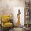Thumbnail: Wall Canvas Portrait Machine EmbroideredAfrican lady design,
