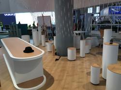 Interieurvormgeving Huawei