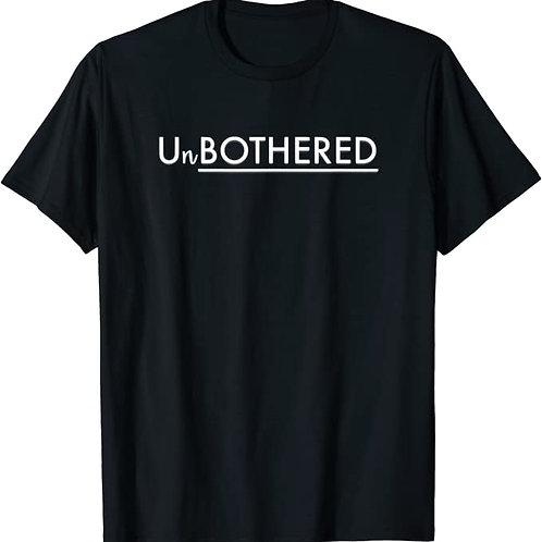 UnBOTHERED Logo shirt