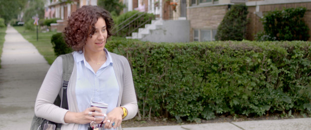 Deborah sidewalk