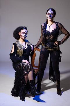 Alisar and Lureena