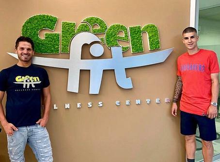 Gianluca Macini a GreenFit