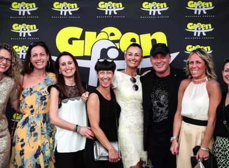 Arrivo al GreenParty 2019