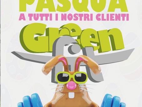 Buona Pasqua da GreenFit