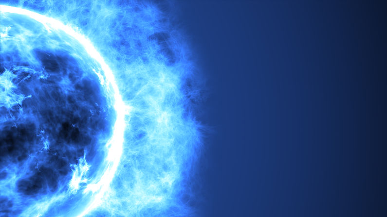 futuristic-abstract-blue-sun-space-with-